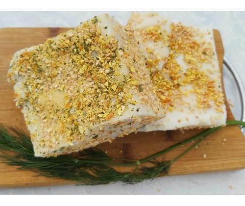 Sūdyti lašiniai su morkomis, 1 kg
